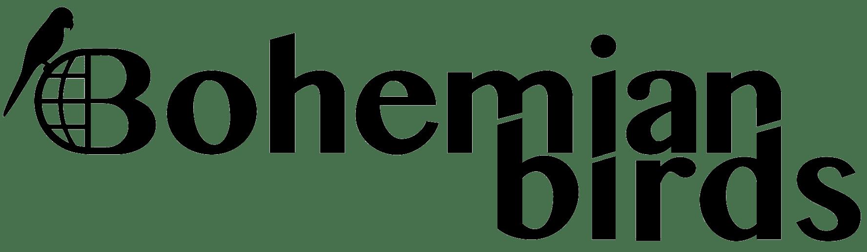bohemian birds logo