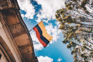 J.C. Houthakker - Colombia