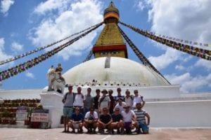 JC BONAPARTE – NEPAL EN SRI LANKA